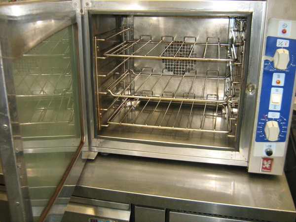 Secondhand convection oven