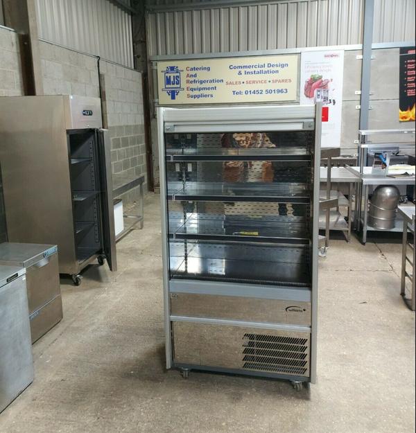 Multideck fridge for sale