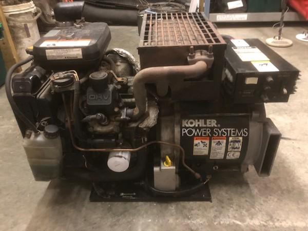 Kohler 6kva Petrol Generator