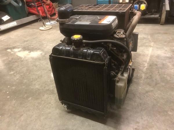 Used Kohler 6EFR Generator