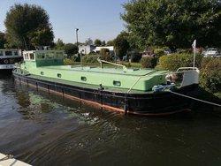 Historic 61ft Motor Barge