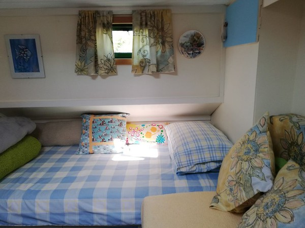 2nd double bed