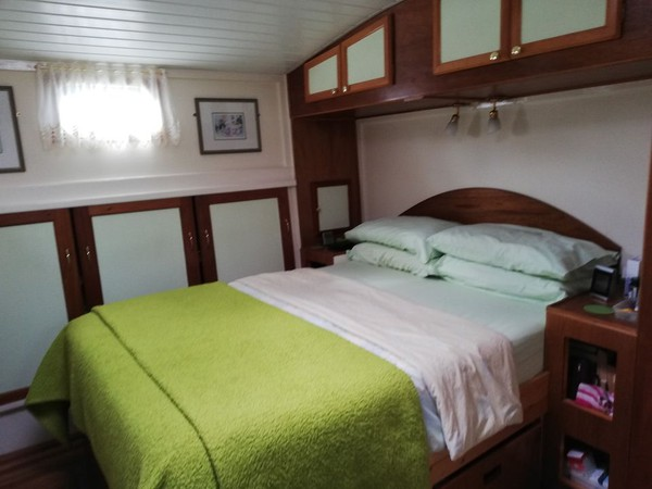 Double bed room / 4 berth