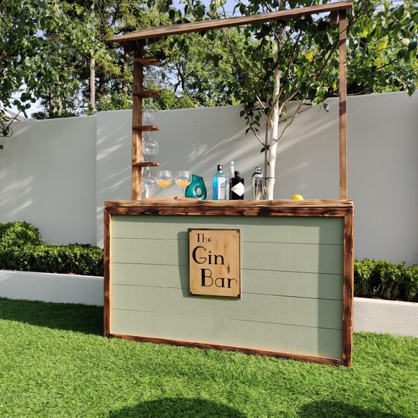 Mobile Gin bar for sale
