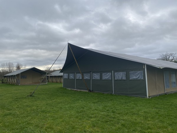 Clubhouse marquee for sale