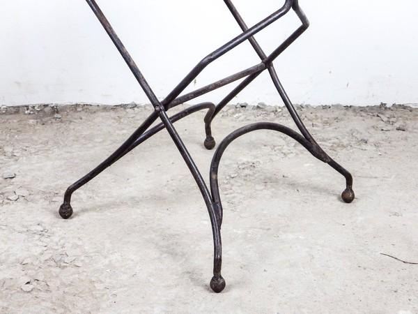 iron chair legs
