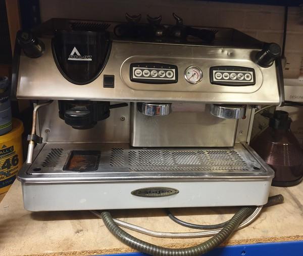 Stafco 2 Group Coffee Machine