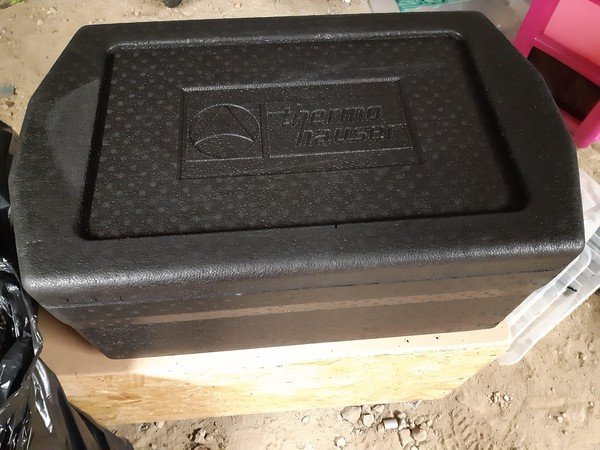 Secondhand thermal boxes for sale
