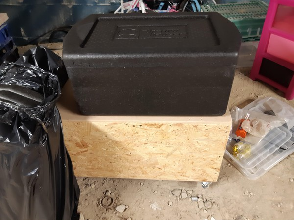 Thermal box for sale