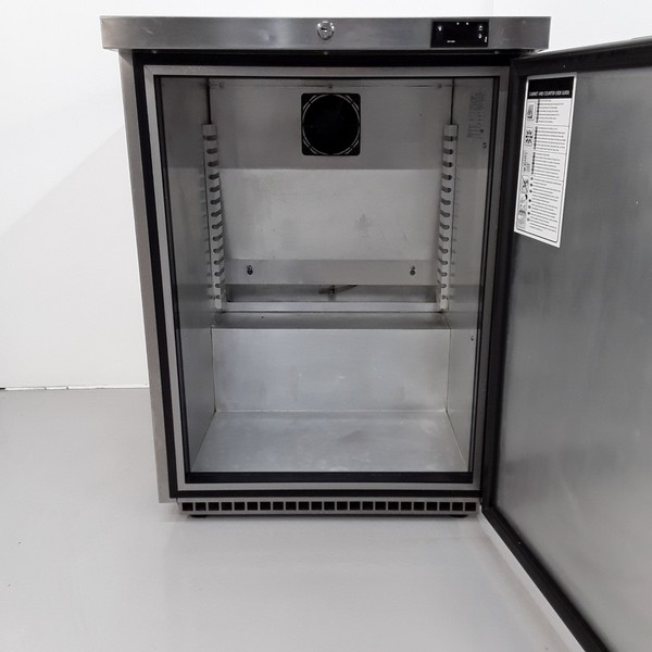 Used Foster HR150 Single Fridge
