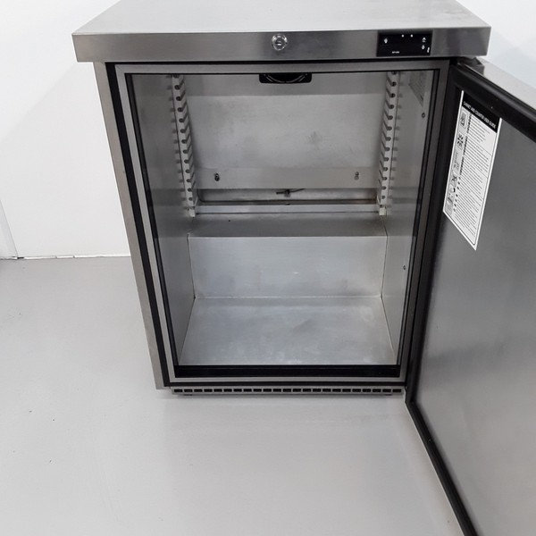Used under counter fridge