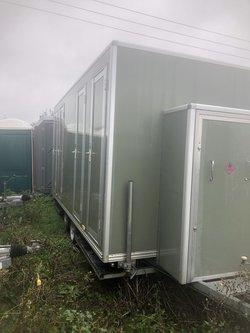 Wessington Four Bay Shower Units