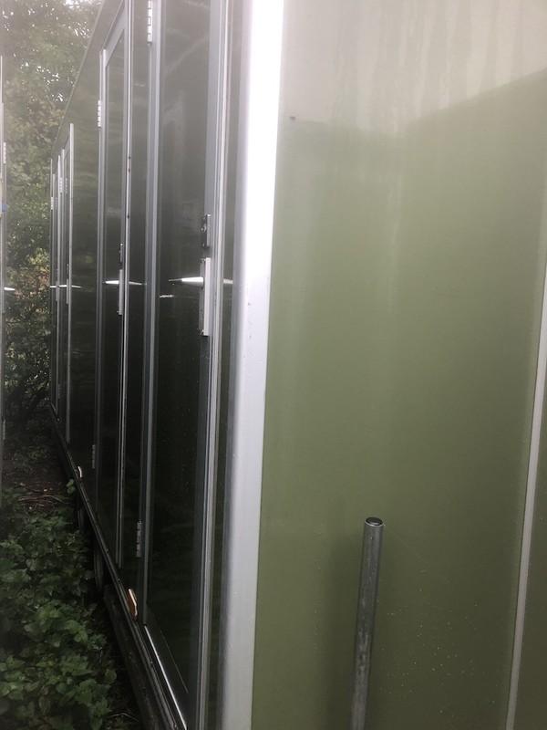 Wessington 4 Bay Shower Units