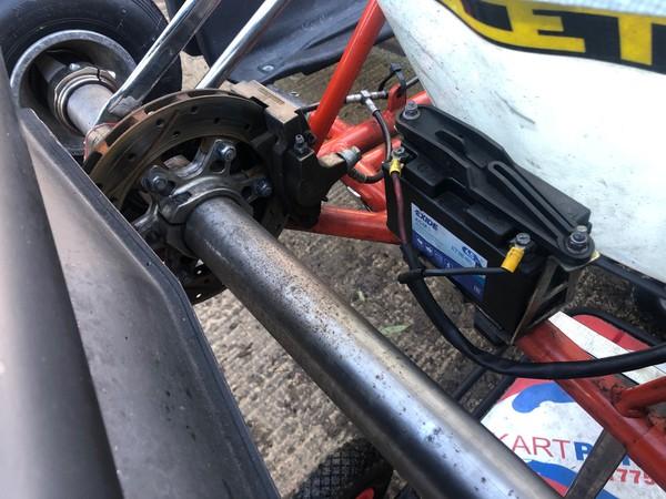 Brake set up OK1