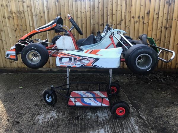 Full kart set up for sale