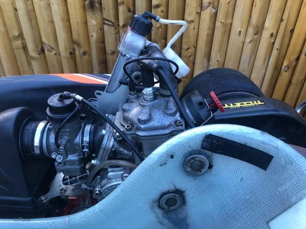 Rotax junior / senior engine