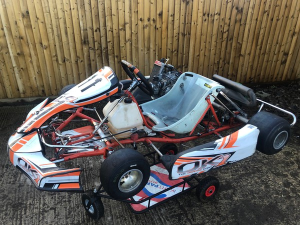 Rotax Max / Junior kart for sale
