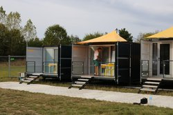 Glamping / Festival Accommodation
