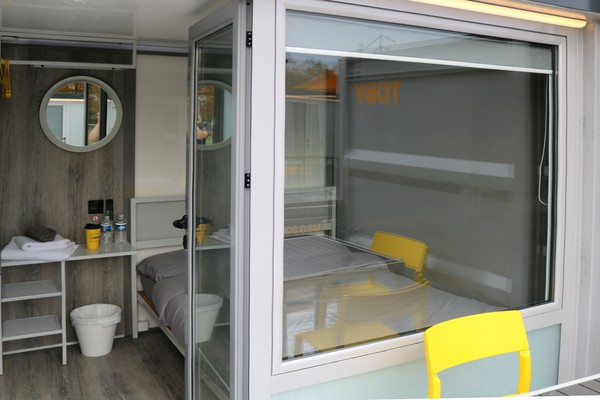 Accomodation pod for sale