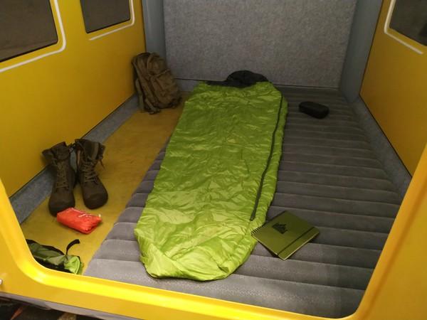 Accommodation Pod
