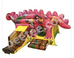 Jurassic Play Bounce and Slide Bouncy Castle