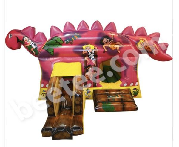 Bee-Tee Jurassic Play Bounce and Slide