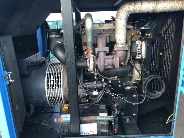Turo diesel generator for sale