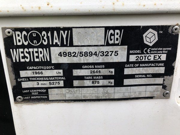 IBC 31a/y0806/GB/