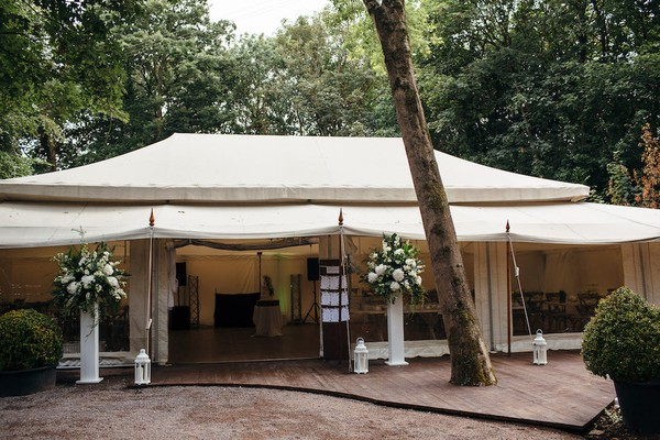 Framed Barkers Mughal Marquee  9mx18m