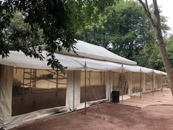 Used Barkers Mughal Marquee  9mx18m