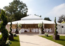 Barkers Lotus Mughal Marquee