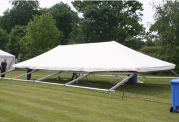 Barkers Lotus marquee for sale