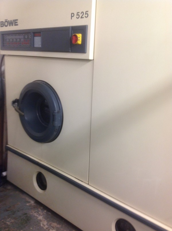 Commercial Laundry Machines