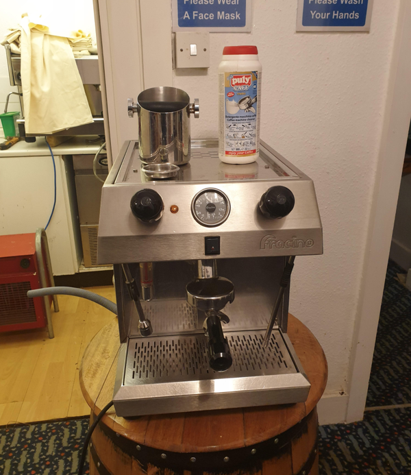 1 group coffee machine for sale