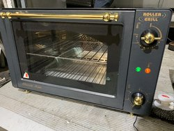 Roller Grill FC340 Classic Noir Styled Convection Oven