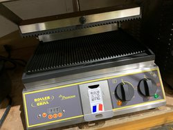 Contact Grill - Roller Grill Premiuml
