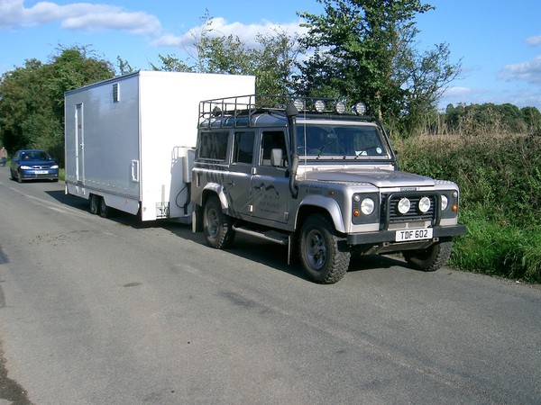 Commercial Temporary Kitchen