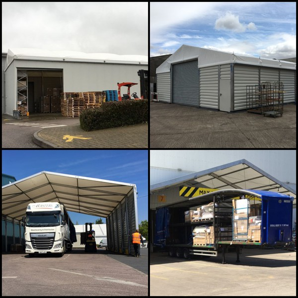 Industrial marquees for sale