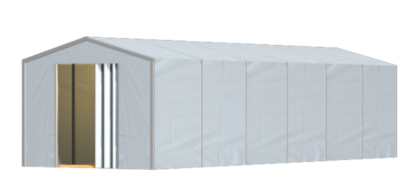 Small storage marquees