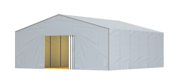 Stock storage marquee