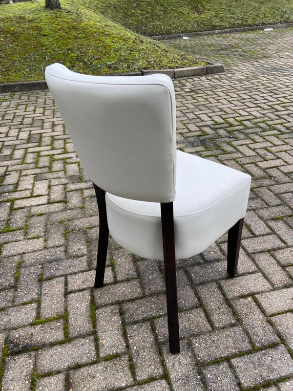 Cream Restaurant Chairs Seconds