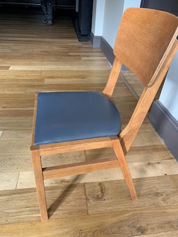 50's School Chair