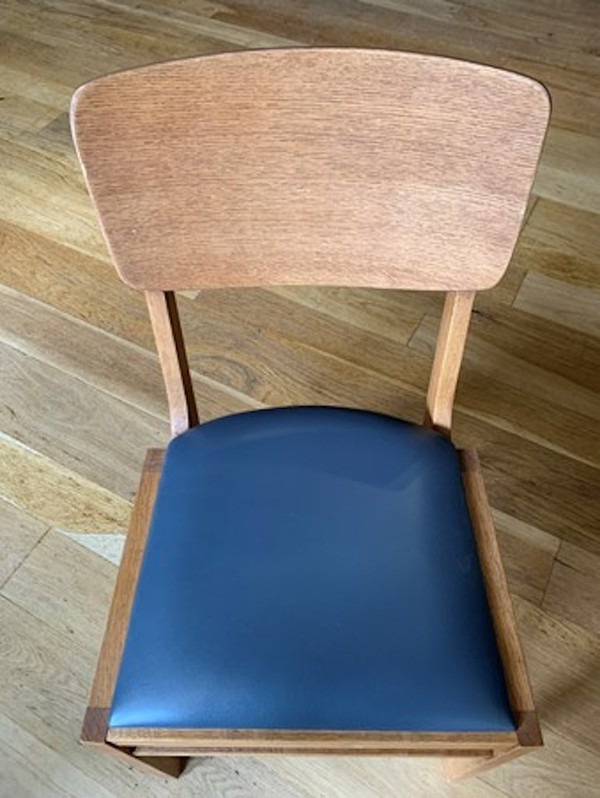 Retro School Chair