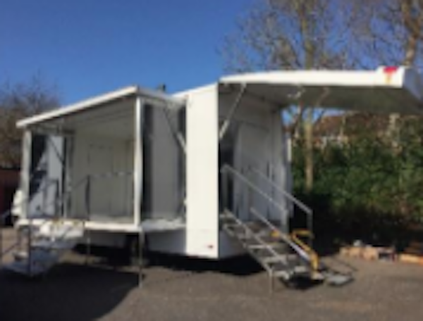 Daewoo Medical / Exhibition Unit for sale