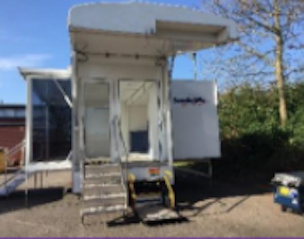 Used Daewoo Medical / Exhibition Unit