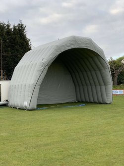 Inflatable Dome Stage Cover