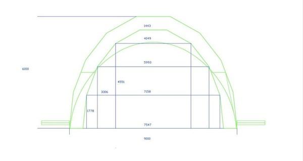 Airquee 9M x 6.5M info