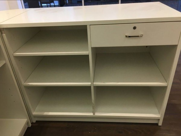 under counter shelves