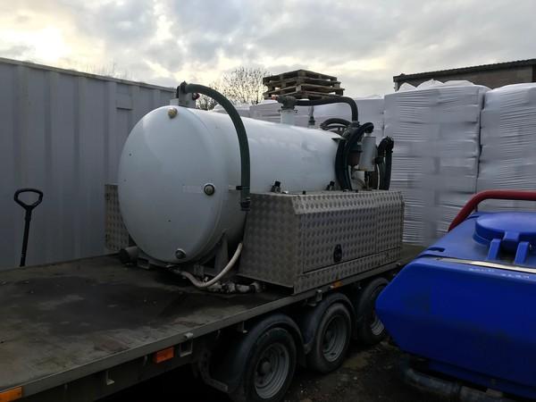GK&N tanker for sale