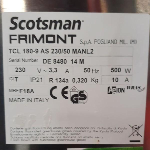 Single Phase Scotsman 180-9 AS Ice Machine & Water Dispenser (Code: CF1632)